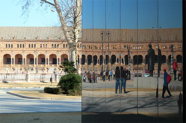 Plaza de España (Seville) | https://travelsofadam.com