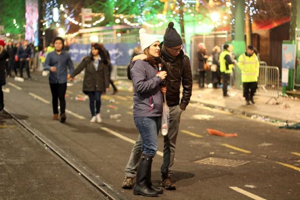 New Year's in Edinburgh: Hogmanay 2013 #blogmanay
