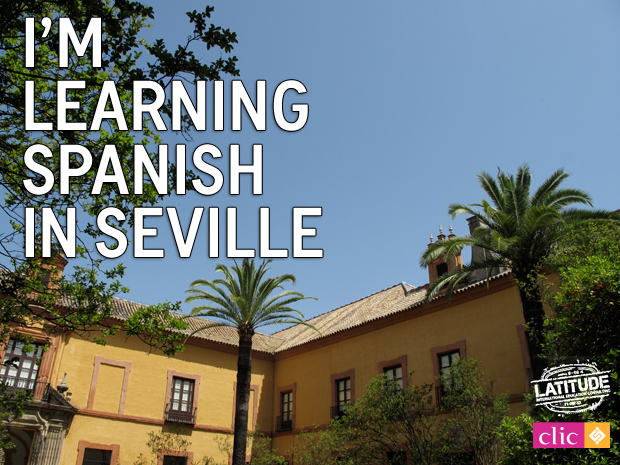 Learning Spanish in Seville