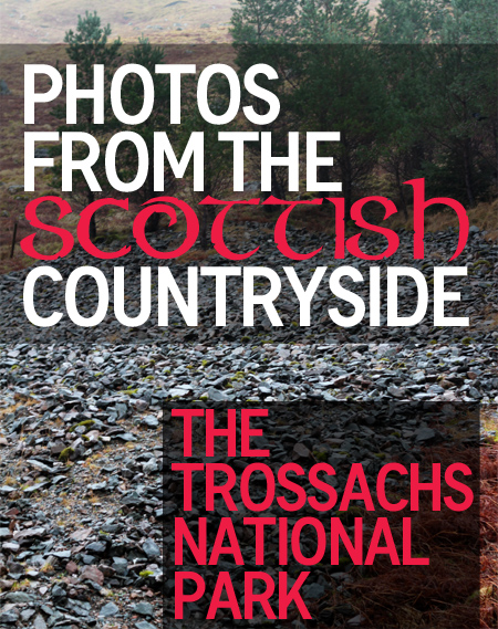 Photos from the Scottish Countryside