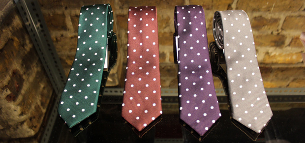 Stylish ties