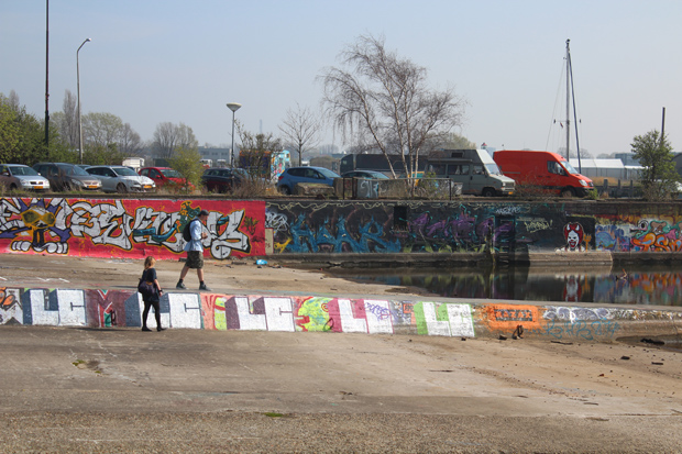 Amsterdam Noord - Hipster Amsterdam