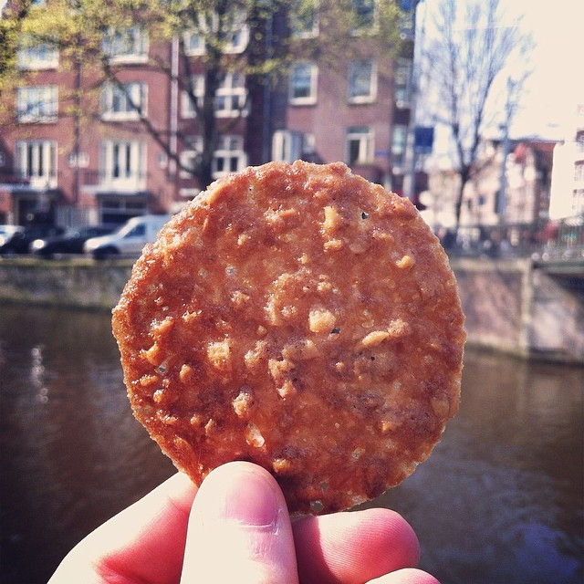 Cookie in Amsterdam