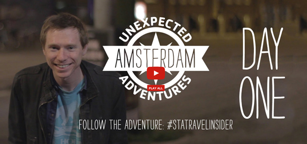 Unexpected Adventures in Amsterdam
