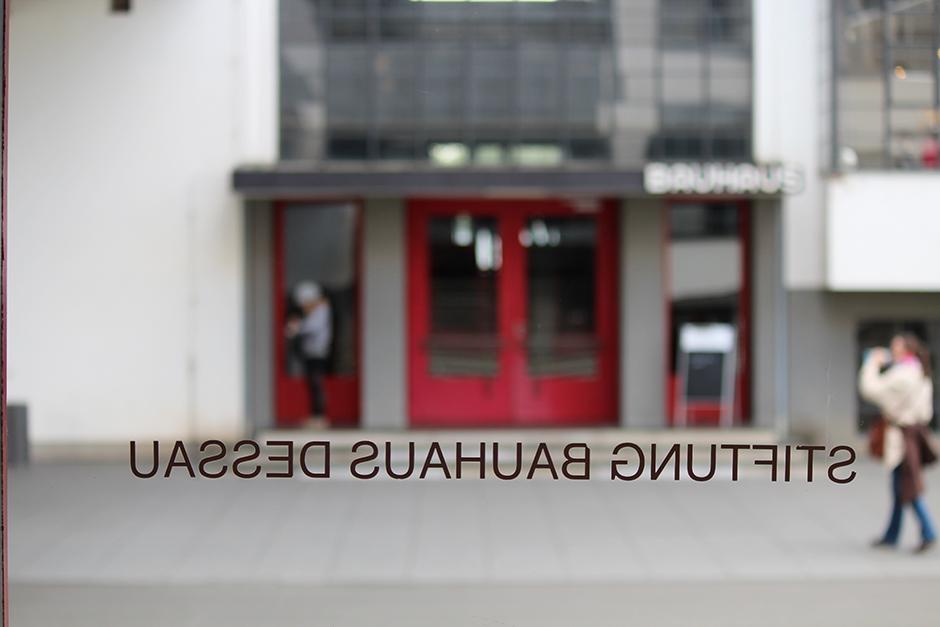 Bauhaus Design School in Dessau
