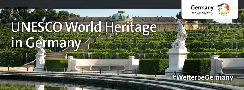 #WelterbeGermany UNESCO World Heritage in Germany