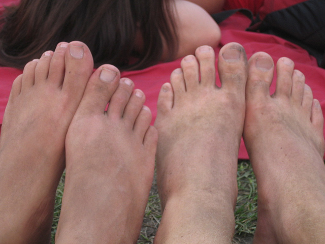 Dirty Feet - Lollapalooza
