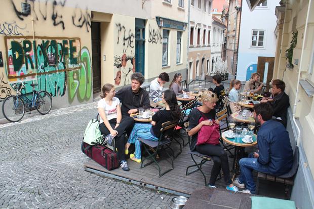 BiKoFe - Ljubljana