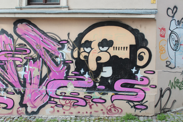 Ljubljana Street Art