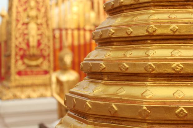 Doi Suthep Temple (Chiang Mai, Thailand)
