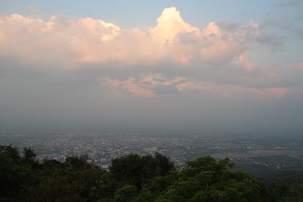 Doi Suthep - Chiang Mai Scenic View