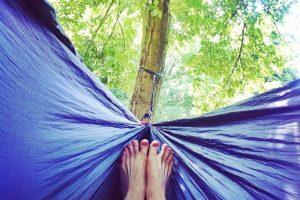pack a hammock