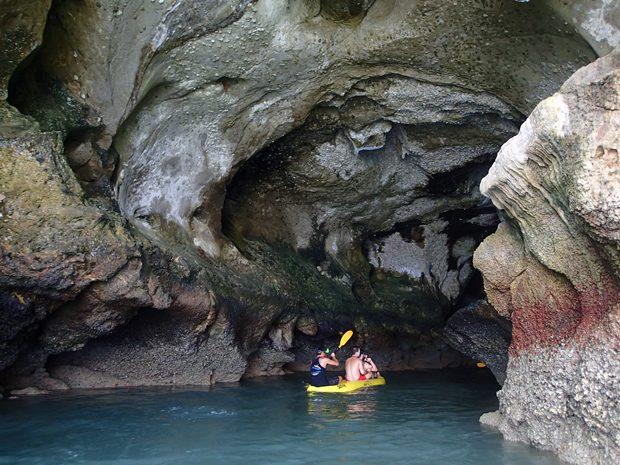 Phang Nga Bay - Sea Kayaking