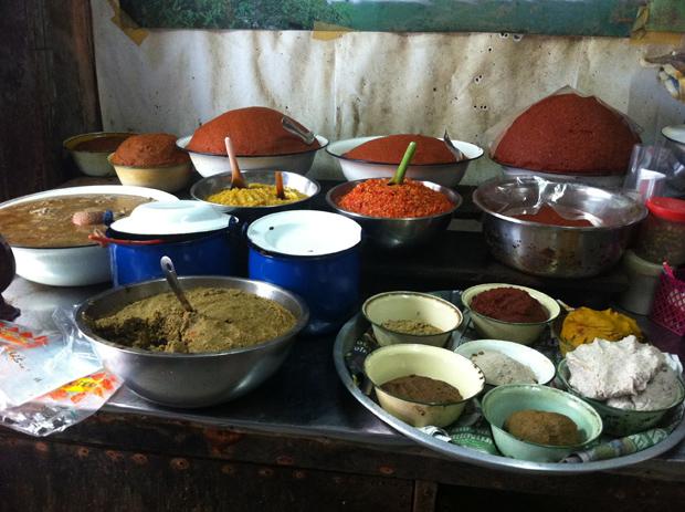 Thai Food Tour - Spices