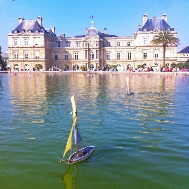 Jardin du Luxeumbourg, Paris