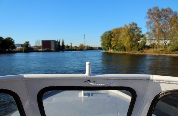 Berlin Liquide - Boat Tour
