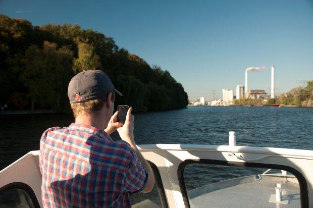 Berlin Boat Tours - Berlin Liquide