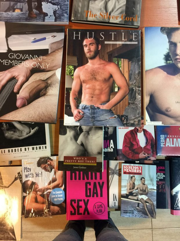 antinous gay bookshop