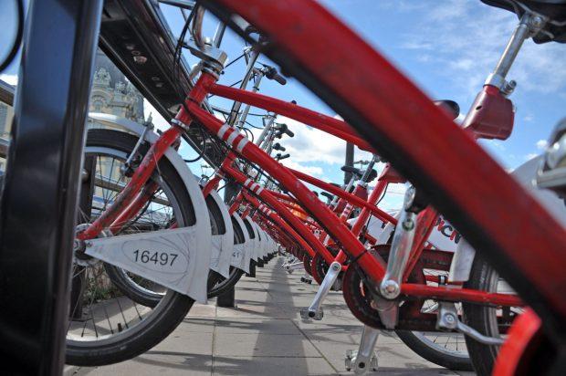 Bike Rentals in Barcelona