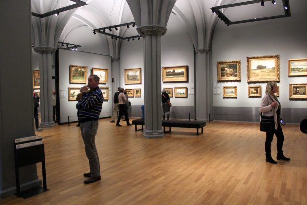 Late Rembrandt exhibition - Rijksmuseum Amsterdam