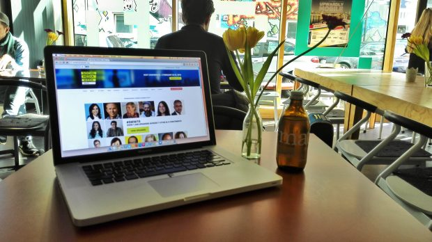 internet and instagram - computer platforms