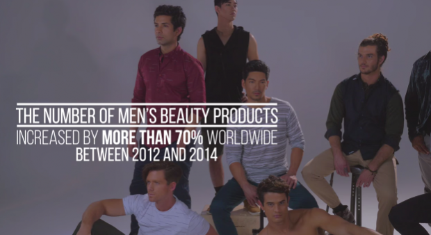 Male Beauty Around the World