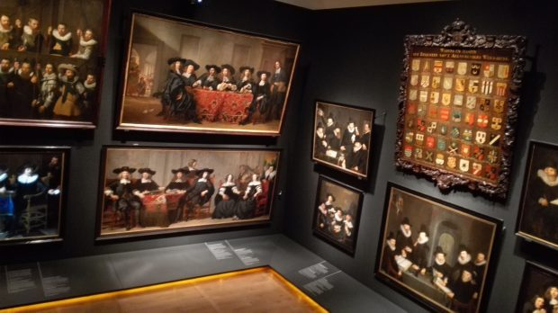 Dutch Golden Age Portrait Gallery - Hermitage