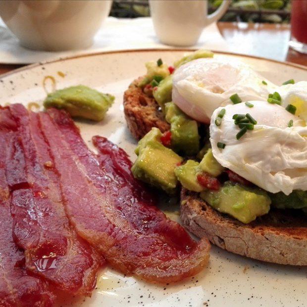 Brunch in London - Muriel's Kitchen