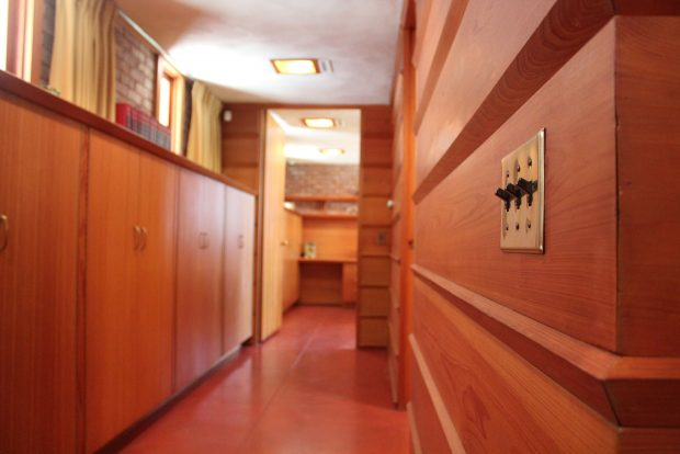Frank Lloyd Wright - Laurent House