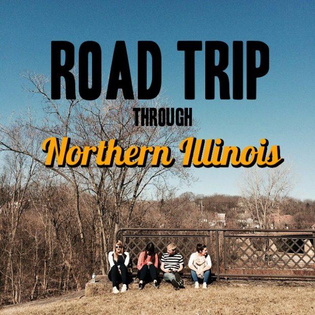 Road Trip through Northern Illinois
