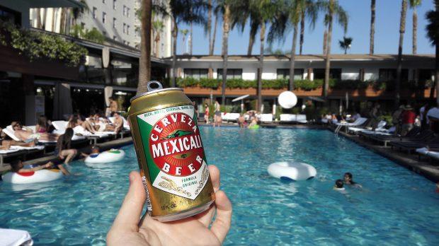 hollywood roosevelt - los angeles hotel pool