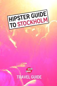Stockholm Hipster City Guide
