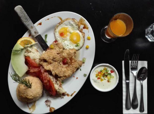 chicago breakfast chicken fried steak