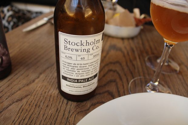 Stockholm Brewing craft beer