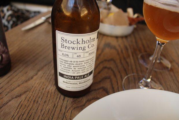 Stockholm Brewing craft beer