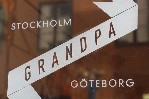 Grandpa Lifestyle Shopping