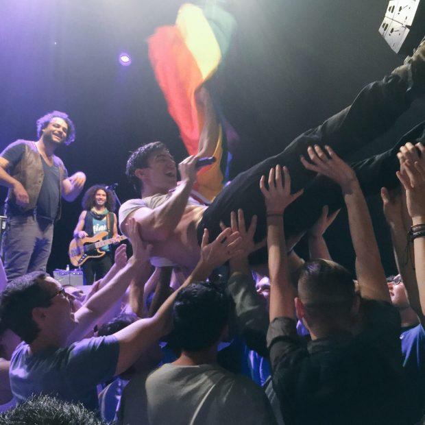 Steve Grand - Riga EuroPride