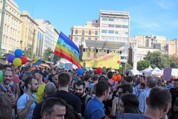 Athens LGBT Pride 2015