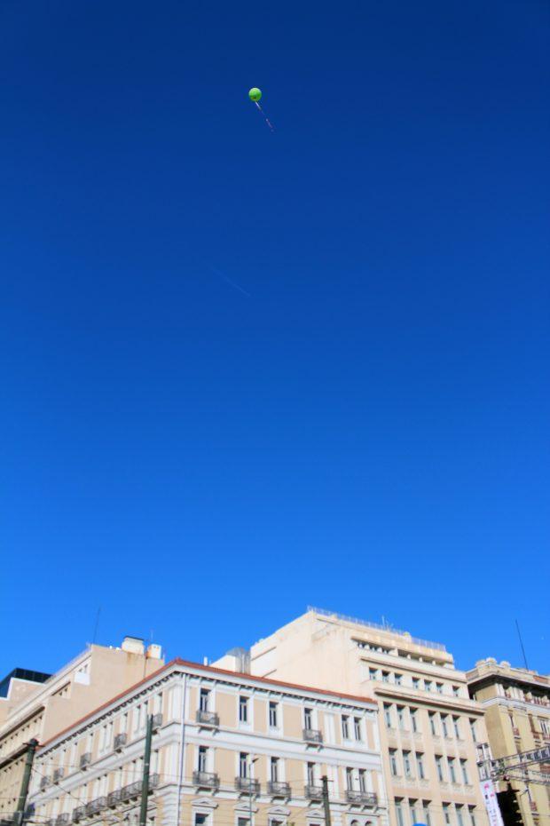 Athens - Blue Sky