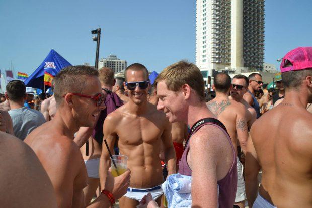 Travels of Adam in Israel - Gay Pride
