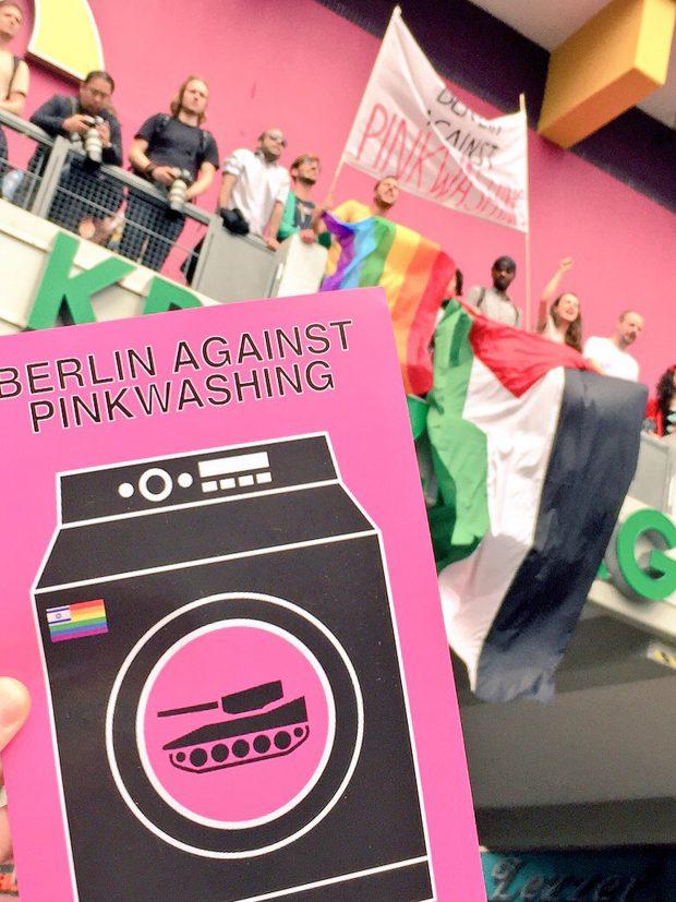 Berlin Against Pinkwashing