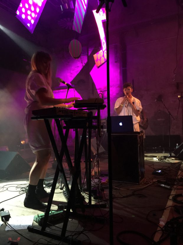 Yo! Sissy - Berlin Queer Music Festival (JD Samson)
