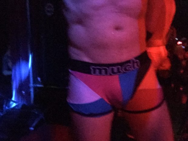 Gay Underwear Party in Stockholm