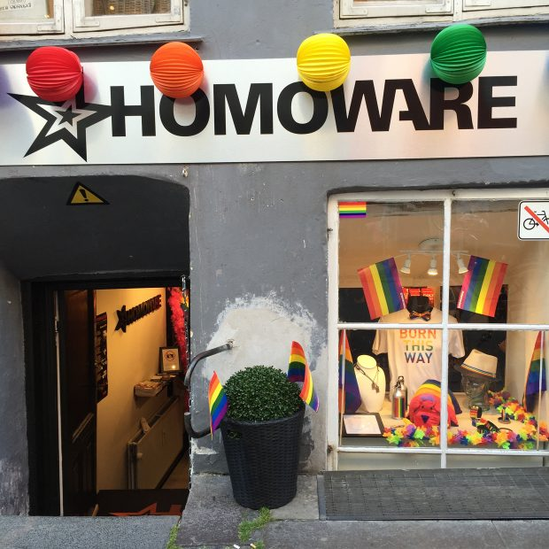 Homoware - Gay Copenhagen