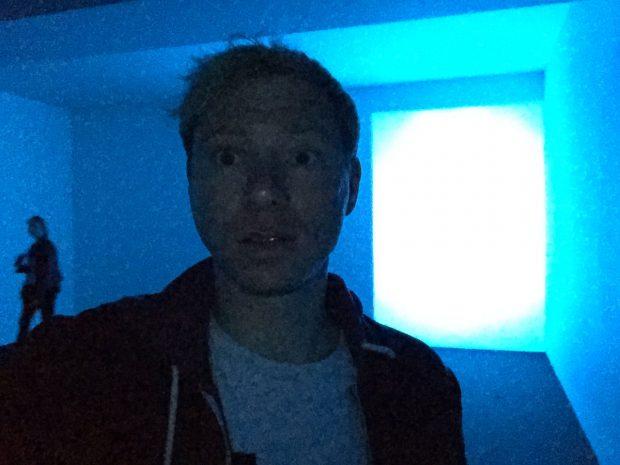 Museum Selfie