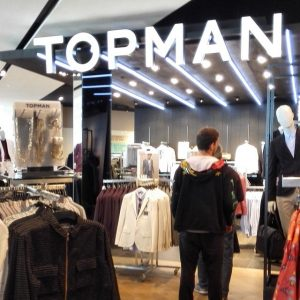 topman grove shopping