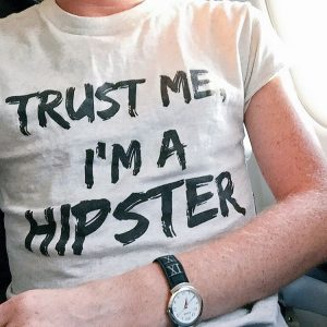 Trust Me, I'm a Hipster