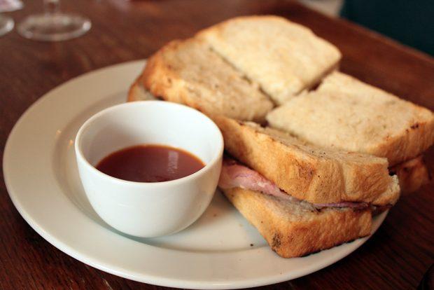 St John - Bacon Sandwich