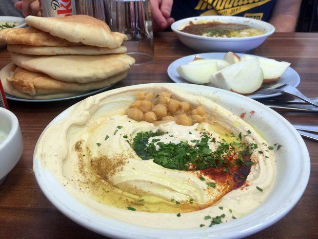 Best Hummus in Tel Aviv?
