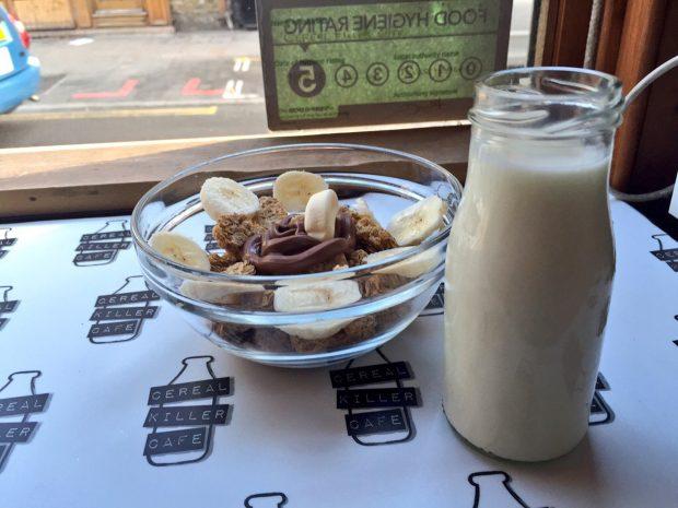 Cereal Killer Café - Brick Lane, London